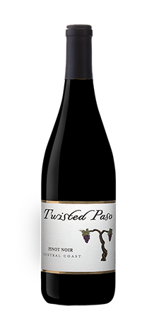 2017 Twisted Paso Pinot Noir