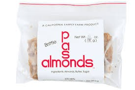 Paso Almonds SM