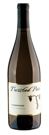 2014 Twisted Paso Chardonnay