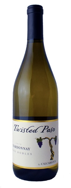 2013 Twisted Paso Chardonnay